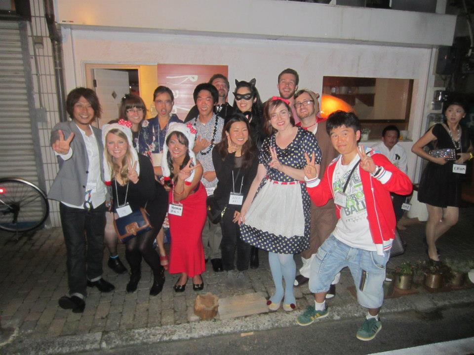 Awaji JETs and friends
