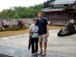 My home stay mom is the nicest lady in the world
