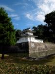 Outside of Nijo Castle