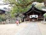 Shrine in Onomichi.