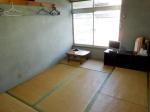 My tatami mat room at Setoda Private Hostel.