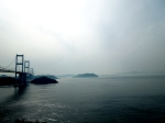 Kurushima-Kaikyo Ohashi Bridges.